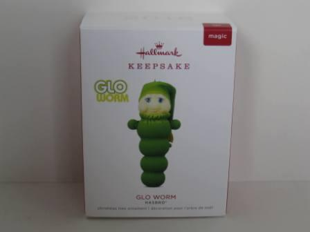 Hasbro Glo Worm Christmas Ornament (NEW)